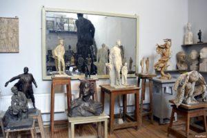 Экспертиза скульптурных произведений